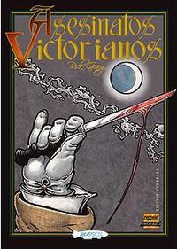 Libro ASESINATOS VICTORIANOS