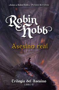 Libro ASESINO REAL (TRILOGÍA DEL ASESINO #2)