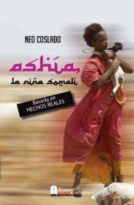 Libro ASHIA UNA NIÑA SOMALI