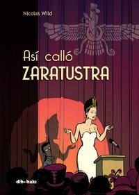 Libro ASI CALLO ZARATUSTRA