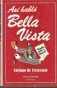Libro ASI HABLO BELLAVISTA