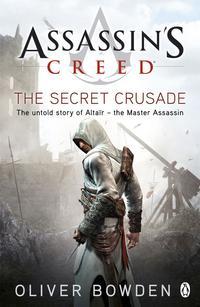 Libro ASSASSIN S CREED BOOK 3: THE SECRET CRUSADE