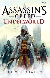 Libro UNDERWORLD (ASSASSINS CREED #8)