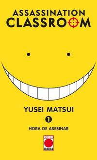Libro ASSASSINATION CLASSROOM 1