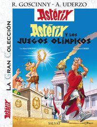 Libro ASTERIX 12: ASTERIX Y LOS JUEGOS OLIMPICOS