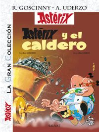 Libro ASTERIX 13: ASTERIX Y EL CALDERO