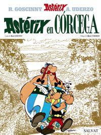 Libro ASTERIX 20: ASTERIX EN CORCEGA