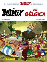 Libro ASTERIX 24: ASTERIX EN BELGICA