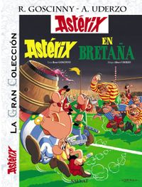 Libro ASTERIX 8: ASTERIX EN BRETAÑA