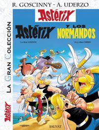 Libro ASTERIX 9: ASTERIX Y LOS NORMANDOS