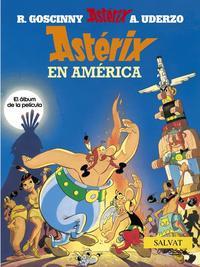 Libro ASTERIX EN AMERICA