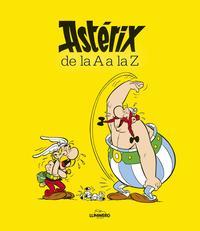 Libro ASTERIX. DE LA A A LA Z