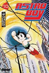 Libro ASTRO BOY Nº 10