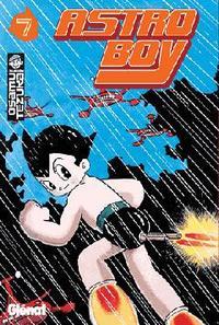Libro ASTRO BOY Nº 7