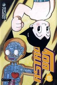 Libro ASTRO BOY Nº 8