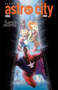 Libro ASTRO CITY: PUERTAS ABIERTAS