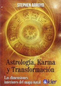 Libro ASTROLOGIA KARMA Y TRANFORMACION