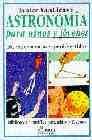 Libro ASTRONOMIA PARA NIÑOS Y JOVENES