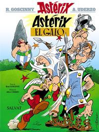 Libro ASTÉRIX EL GALO