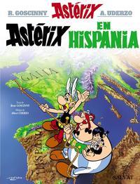Libro ASTÉRIX EN HISPANIA