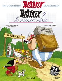 Libro ASTÉRIX Y LO NUNCA VISTO