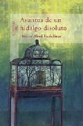 Libro ASUNTOS DE UN HIDALGO DISOLUTO
