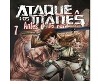 Libro ATAQUE A LOS TITANES: ANTES DE LA CAIDA 7