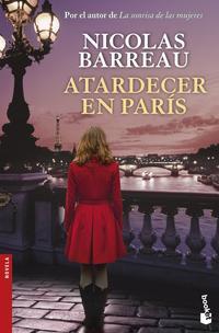 Libro ATARDECER EN PARIS