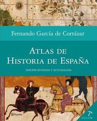 Libro ATLAS DE HISTORIA DE ESPAÑA