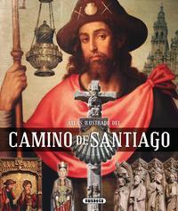 Libro ATLAS ILUSTRADO DEL CAMINO DE SANTIAGO