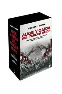 Libro AUGE Y CAIDA DEL TERCER REICH