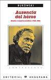 Libro AUSENCIA DEL HEROE: RELATOS Y ENSAYOS INEDITOS