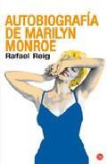 Libro AUTOBIOGRAFIA DE MARILYN MONROE