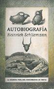 Libro AUTOBIOGRAFIA: HEINRICH SCHLIEMANN