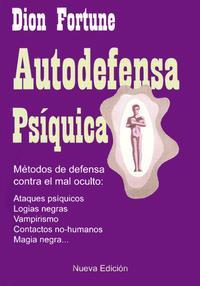 Libro AUTODEFENSA PSIQUICA