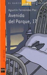 Libro AVENIDA DEL PARQUE, 17