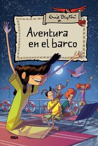 Libro AVENTURA EN EL BARCO