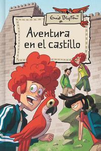 Libro AVENTURA EN EL CASTILLO
