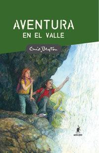 Libro AVENTURA EN EL VALLE
