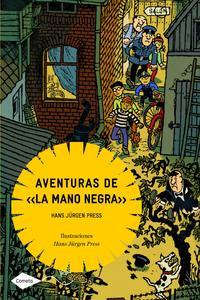 Libro AVENTURAS DE LA MANO NEGRA