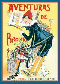 Libro AVENTURAS DE PINOCHO: HISTORIA DE UN MUÑECO DE MADERA