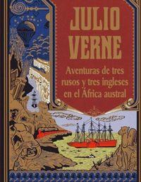 Libro AVENTURAS DE TRES RUSOS Y TRES INGLESES
