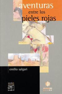 Libro AVENTURAS ENTRE LOS PIELES ROJAS
