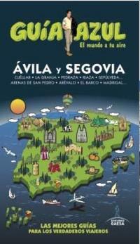 Libro AVILA Y SEGOVIA 2016