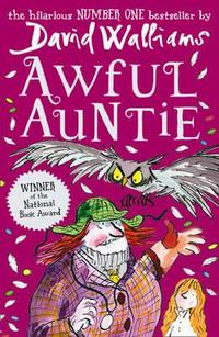 Libro AWFUL AUNTIE