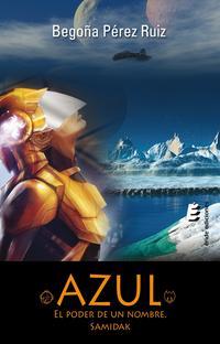 Libro AZUL -EL PODER DE UN NOMBRE