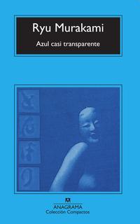 Libro AZUL CASI TRANSPARENTE