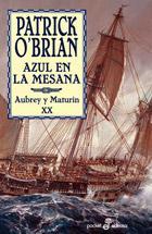 Libro AZUL EN LA MESANA: AUBREY Y MATURIN XX