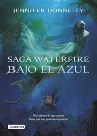 Libro BAJO EL AZUL