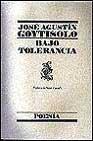 Libro BAJO TOLERANCIA